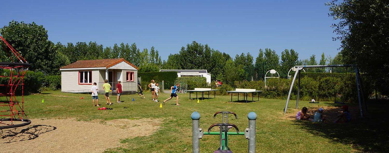 Activités de plein air au camping à Notre dame de Monts en Vendée