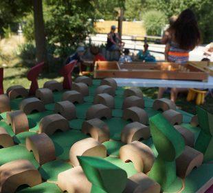 jeux proposés au Clos du Bourg, camping à Notre dame de monts en Vendée