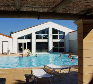 Camping Vendée avec piscine couverte et chauffée