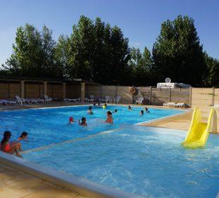 Camping en Vendée avec piscine à Notre Dame de Monts au Clos du Bourg